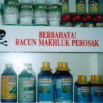 Racun makhluk perosak pertanian