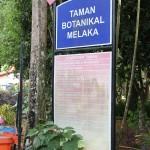 Taman Botanikal Melaka