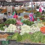 Mangga di Pasar Payang