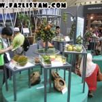 Pameran Buah-buahan Nadir sempena MAHA 2012