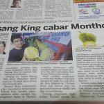 Durian Musang King vs Monthong