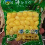 Kacang Gingko dari China